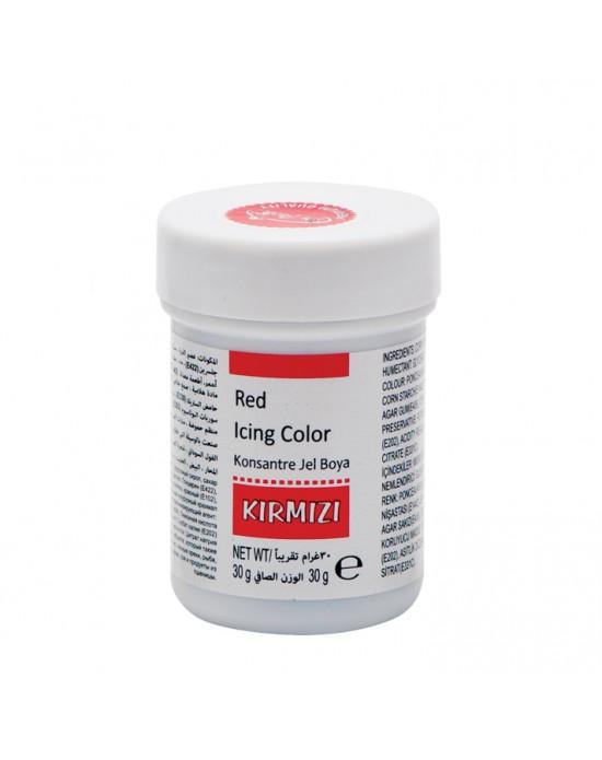 Dr. Gusto Kırmızı Gıda Boyası Jel 30 Gr