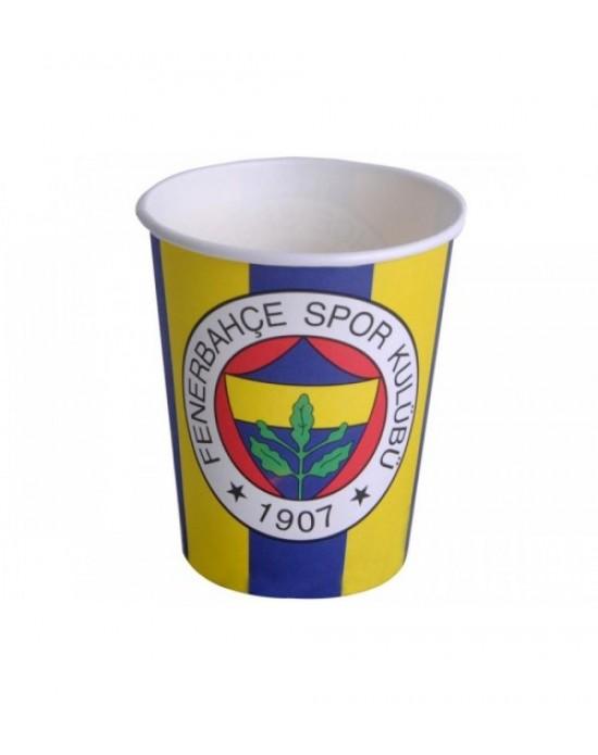 Bardak Lisanslı Fenerbahçe 8 Adet