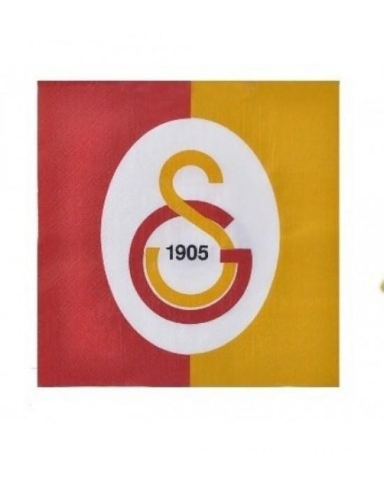 Kağıt Peçete Lisanslı Galatasaray 16 Adet