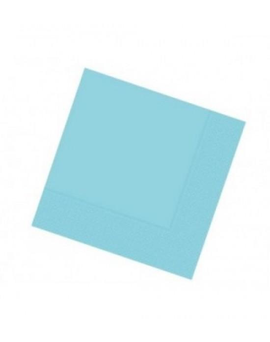 Kağıt Peçete Mavi 50 Adet