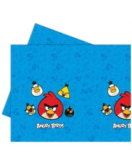 Masa Örtüsü Anrgy Birds 1.20X1.80 CM