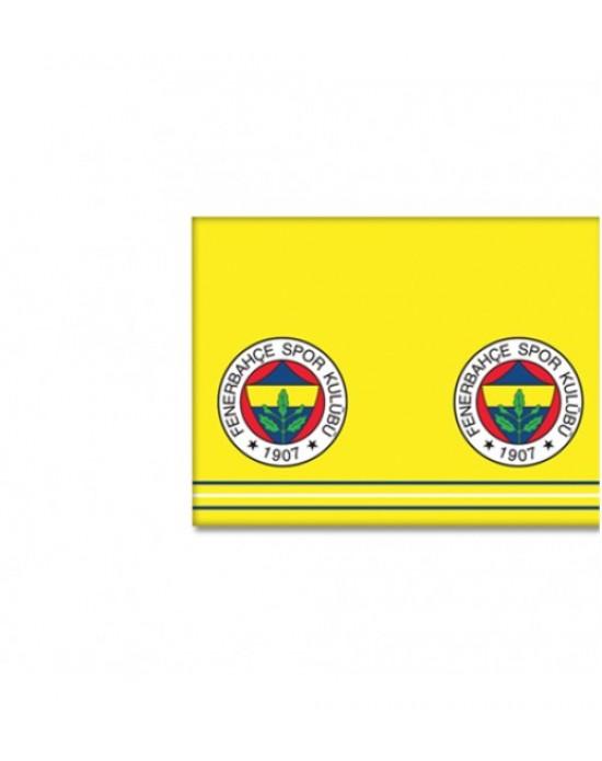 Masa Örtüsü Lisanslı Fenerbahçe 1.20X1.80CM