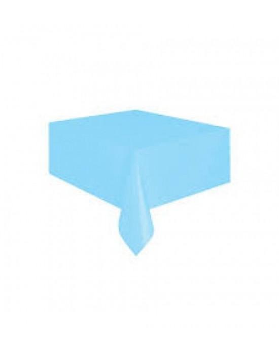 Masa Örtüsü Lisanslı Mavi Plastik