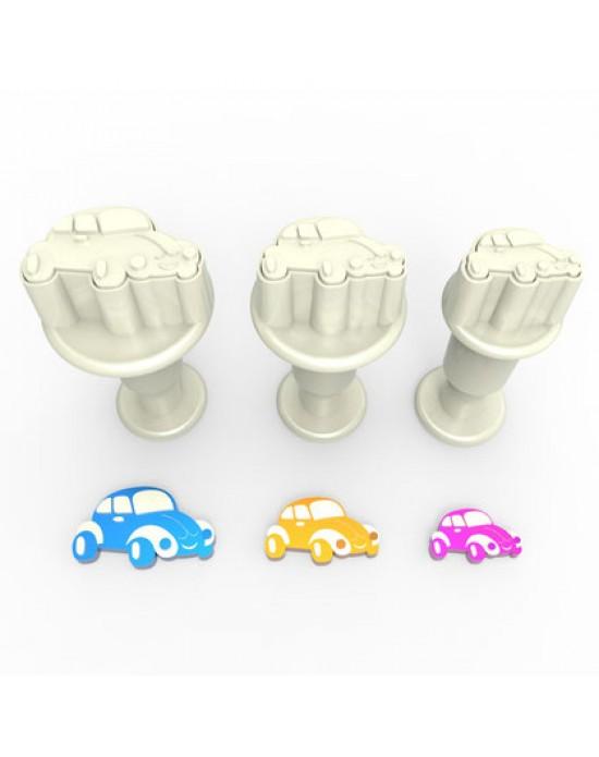 Otomobil 3'lü Mini Enjektörlü Kopat