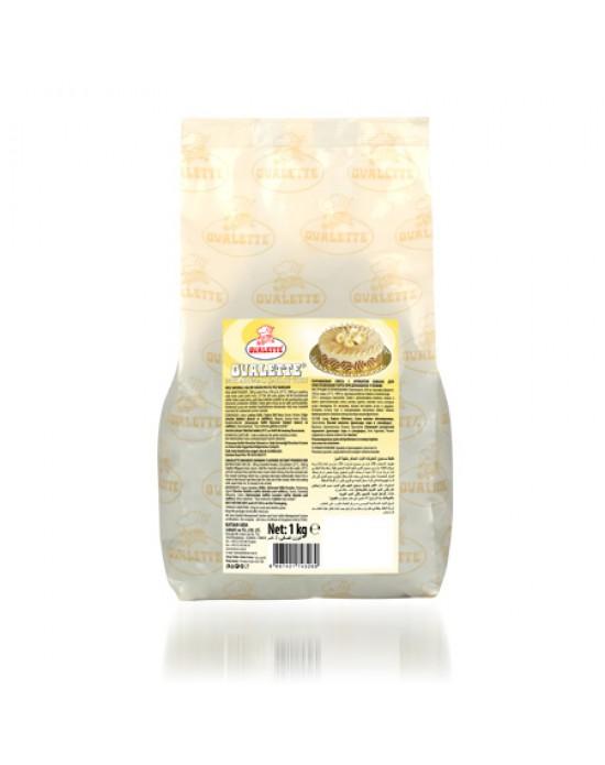 Ovallette Limon Aromalı Şarlot Tozu 1 Kg.