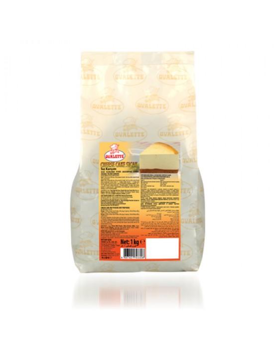 Ovalette Cheese Kek Tozu (Sıcak) 1 Kg.