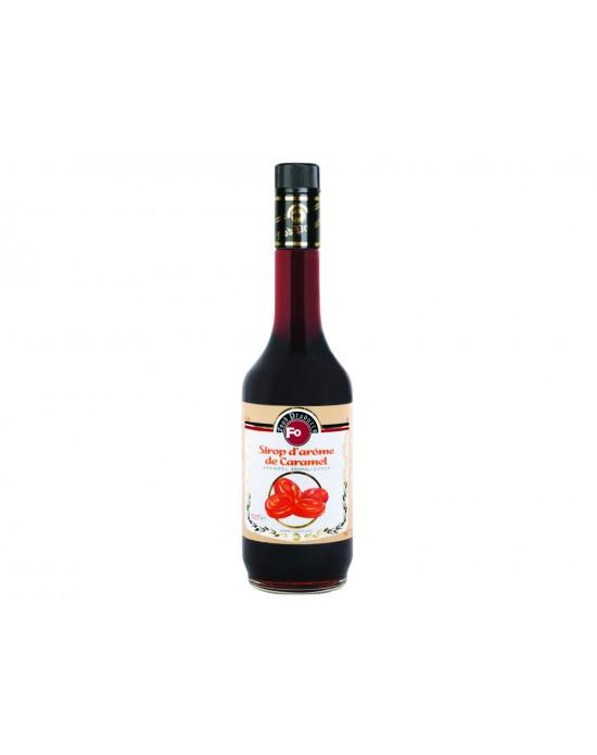 Fo Kokteyl Şurup - Karamel 700 Ml