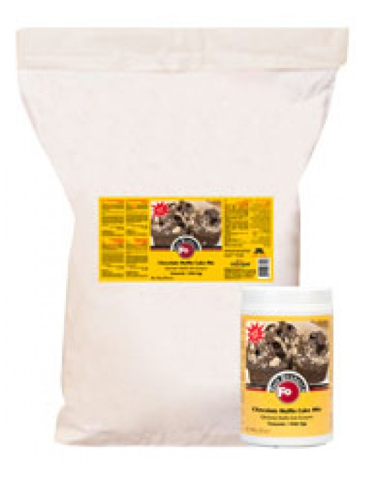 Fo Çikolatalı Muffin Kek Karışımı (Yumurtasız) 1 Kg.
