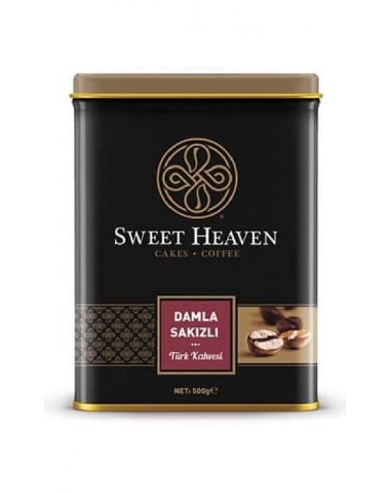 Sweet Filtre Kahve-Türk Kahvesi Damla Sakızlı  500 Gr. X 6 Kt.
