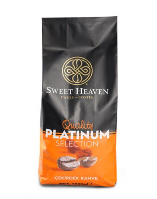 Sweet Çekirdek Kahve - Platinum Blend 1000 Gr. x 12 Adet