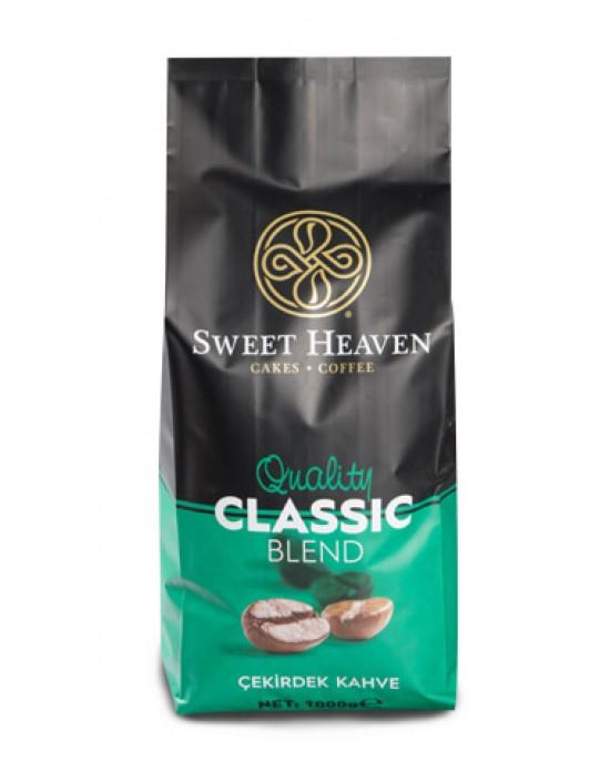 Sweet Çekirdek Kahve - Classic Blend 1000 Gr. x 12 Adet