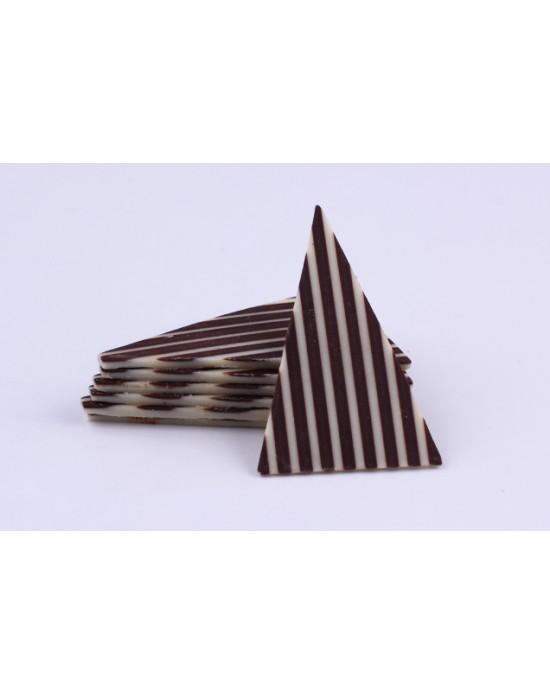 Barlo Çizgili Üçgen (35x55mm) 1040 Gr.