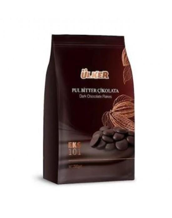 Ülker Pul Çikolata Bitter 2.5 Kg.