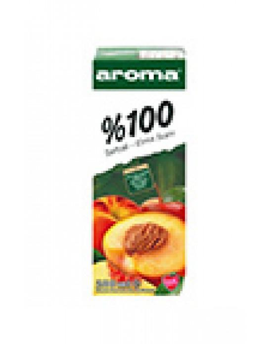 Aroma Tropical Meyve Suyu Şeftali 200 ml (Koli)
