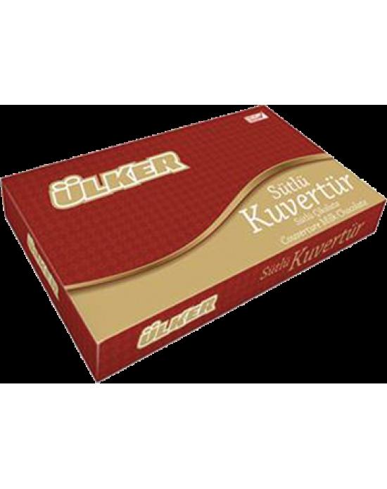 Ülker Sütlü Kuvertür Çikolata (Eks 211) Pşt. 2.5 Kg.