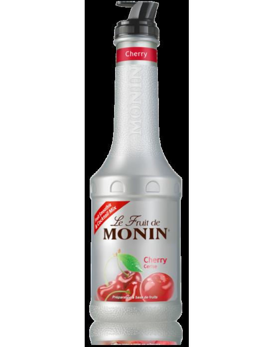 Monin Le Fruit Cherry (Vişne Meyve Karışımı) 1 Lt.Pet