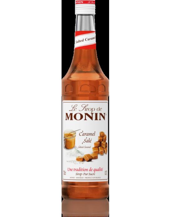 Monin Şurup-Salted Caramel (Tuzlu Caramel) 700 Ml.