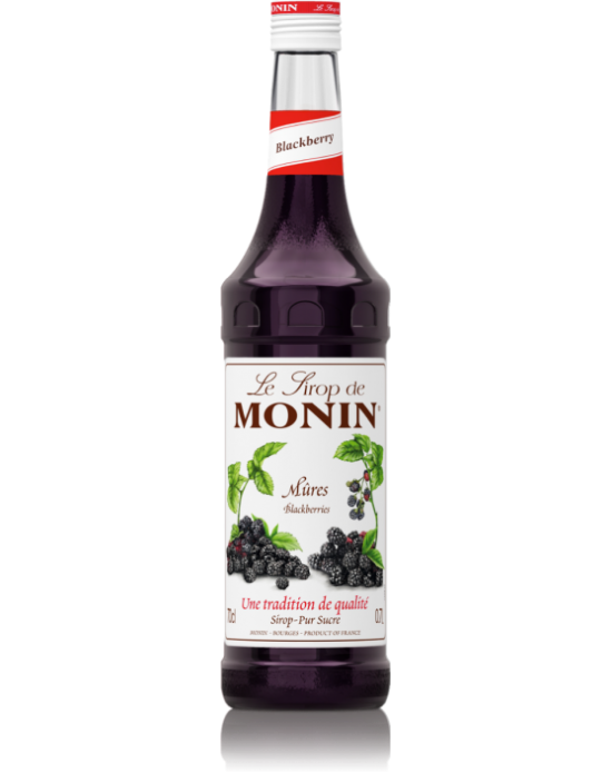 Monin Şurup-Blackberry (Böğürtlen) 700 Ml.