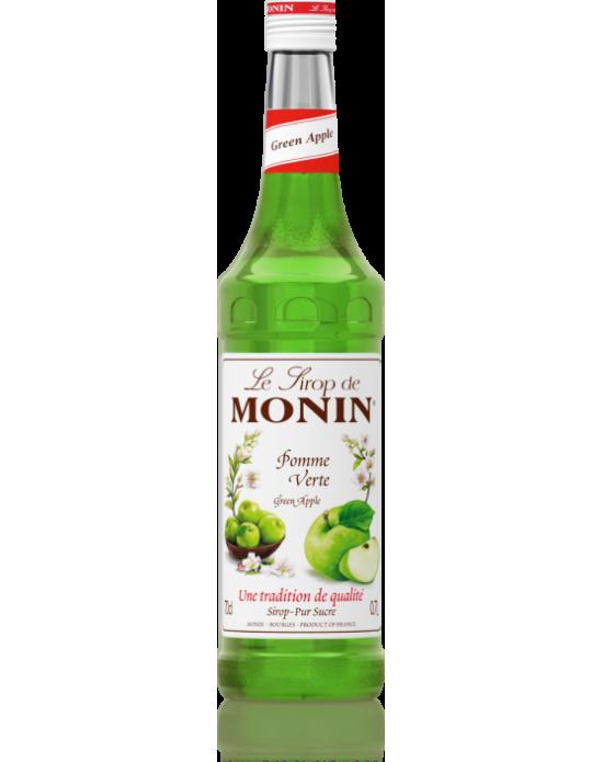 Monin Şurup-Green Apple (Yeşil Elma) 700 Ml.