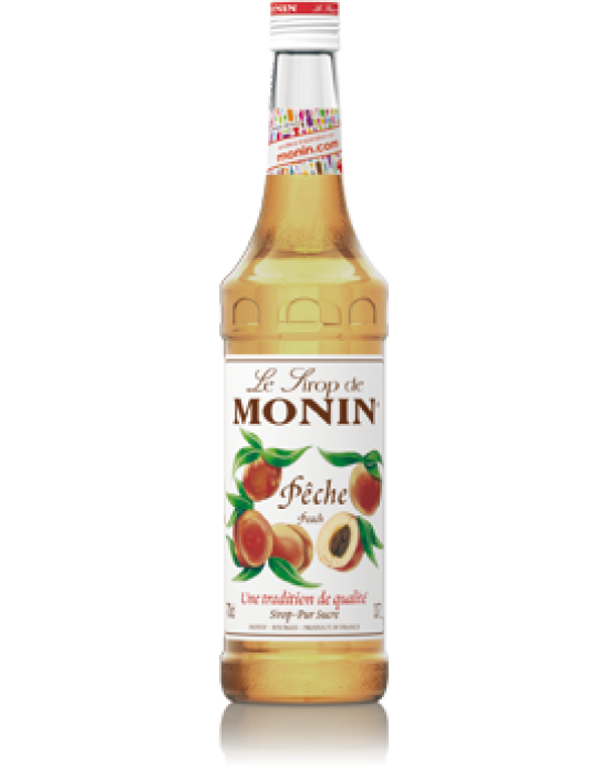 Monin Şurup-Peach (Şeftali) 700 Ml