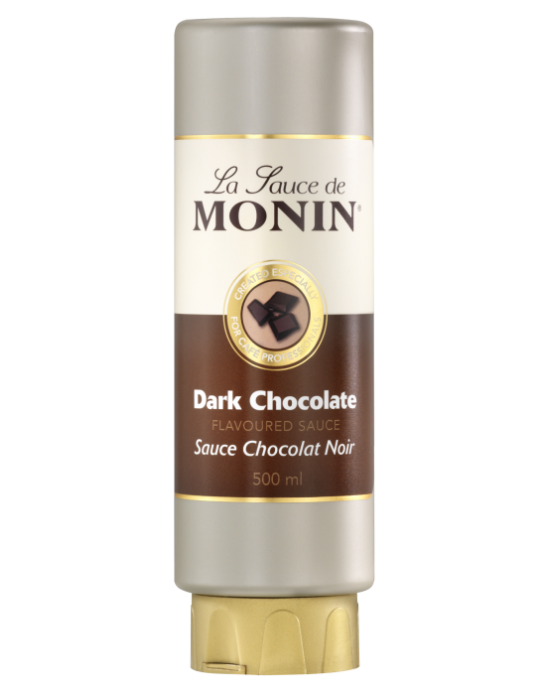 Monin Souce Dark Chocolate (Bit.Çik.Aromalı Sos) 1,89 Lt.Pet