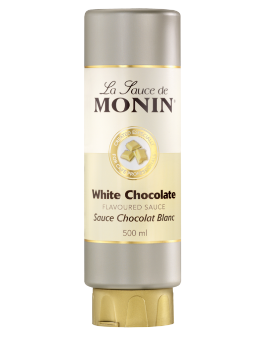Monin Souce White Chocolate (Bit.Çik.Aromalı Sos) 1,89 Lt.Pet