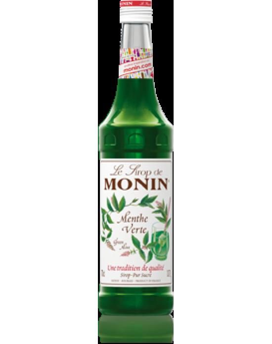 Monin Şurup-Green Mint (Yeşil Nane) 700 Ml.