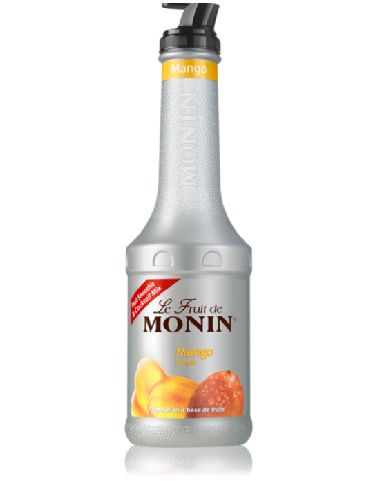 Monin Le Fruit Mango (Mango Püresi) 1 Lt.Pet