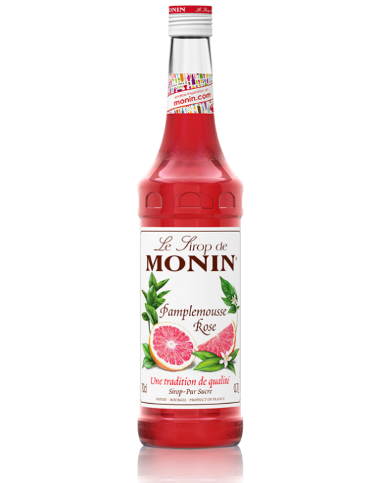 Monin Şurup-Pink Grapefruit (Pembe Greyfurt) 700 Ml.