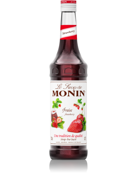 Monin Şurup-Strawberry (Çilek) 700 Ml