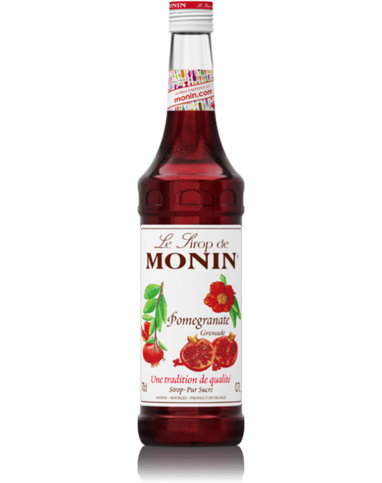 Monin Şurup-Grenadine (Nar) 700 Ml.