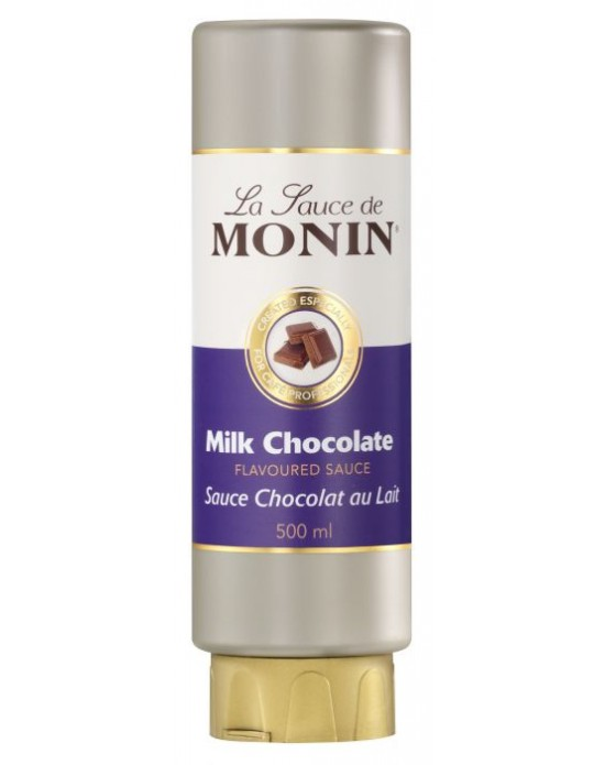 Monin Souce Milk Chocolate (Süt.Cik.Aromalı Sos) 1,89 Lt.Pet