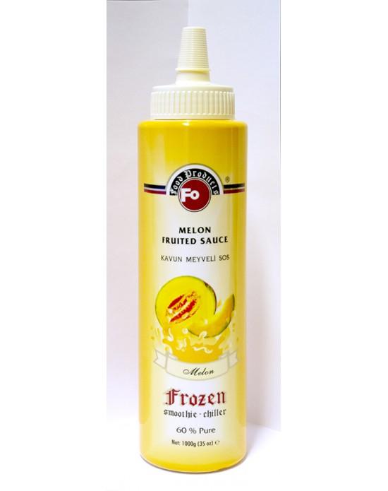 Fo Kavun Meyveli Sos (Frozen) (%60 Kavun) (6x6) 1 Kg.
