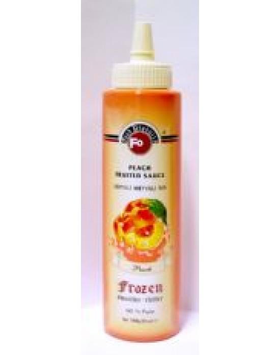 Fo Şeftali Meyveli Sos (Frozen) (%60 Şeftali) (6x6) 1 Kg.
