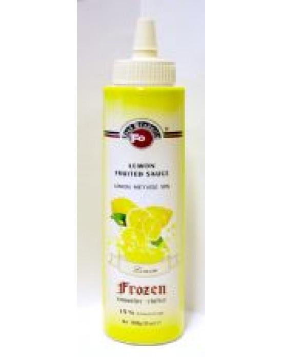 Fo Limon Meyveli Sos (Frozen) (%40 Limon) (6x6) 1 Kg.