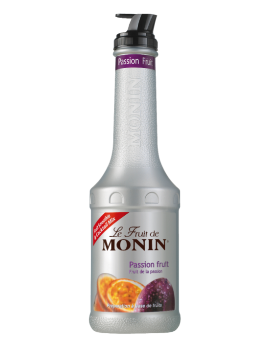 Monin Le Fruit Passion Fruit (Çarkıfelek) 1 Lt.Pet