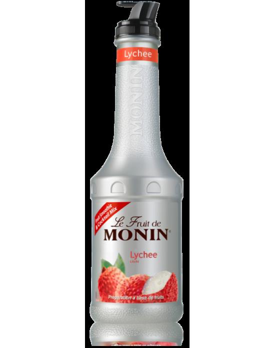 Monin Le Fruit Lychee (Liçi Meyve Karışımı) 1 Lt.Pet