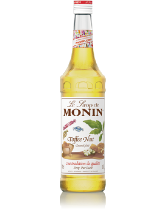 Monin Şurup-Toffee Nut (Toffee Nut Aromalı) 700 Ml.