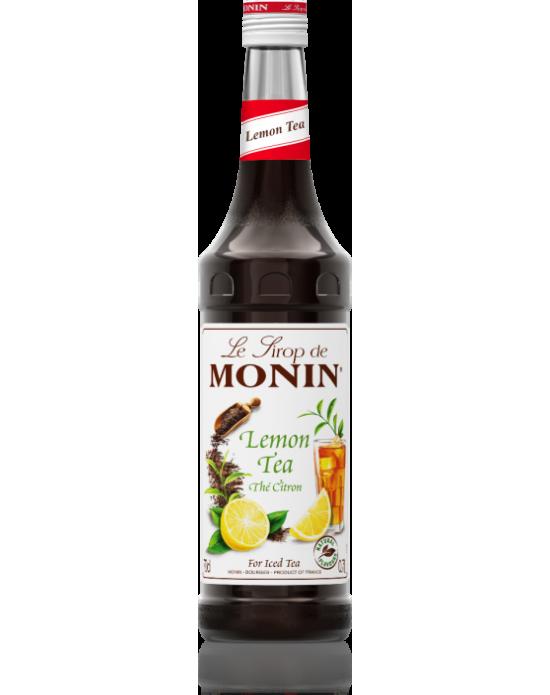 Monin Şurup-Lemon Tea (Limon ve Çay Aromalı) 700 Ml