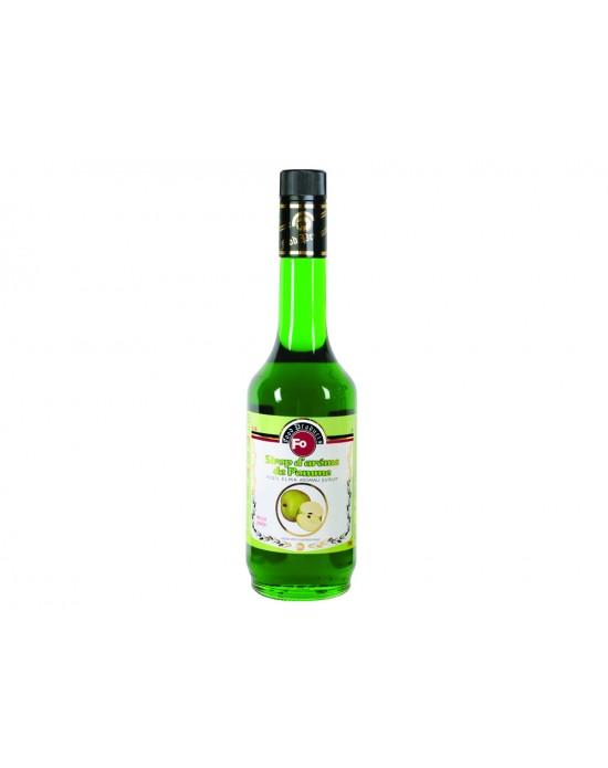 Fo Kokteyl Şurup - Yeşil Elma 700 Ml