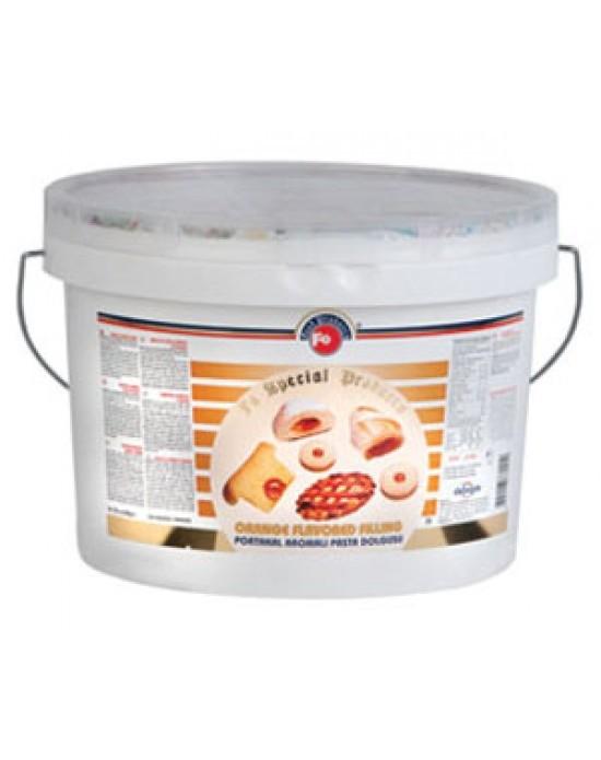 Fo Portakallı Pasta Dolgusu (%30 Portakal) 5 Kg.