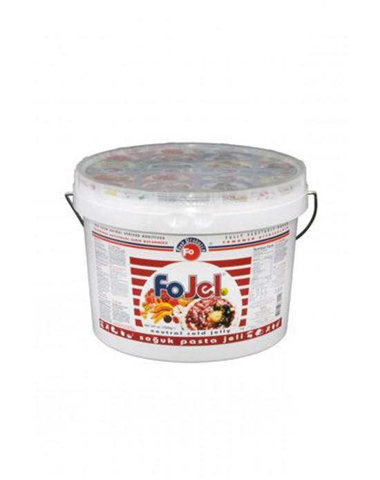 Fo Sade Soğuk Pasta Jeli 7 Kg