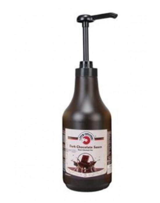 Fo Siyah Çikolata Sos 2,5 Kg. (Barsos)