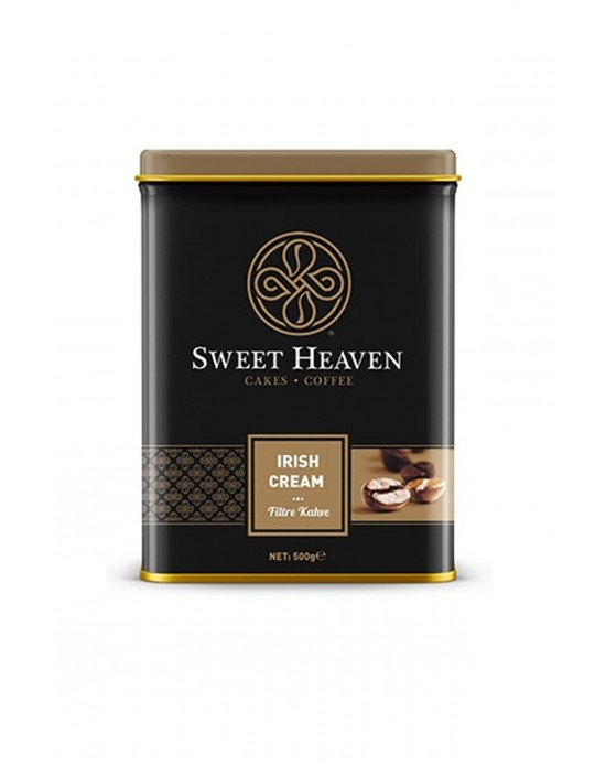 Sweet Filtre Kahve - İrish Cream 500 Gr. Teneke