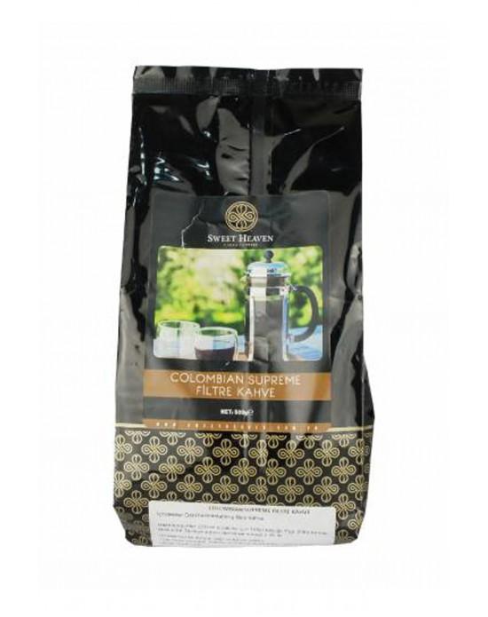Sweet Filtre Kahve Colombian Supreme 500 Gr. Poşet