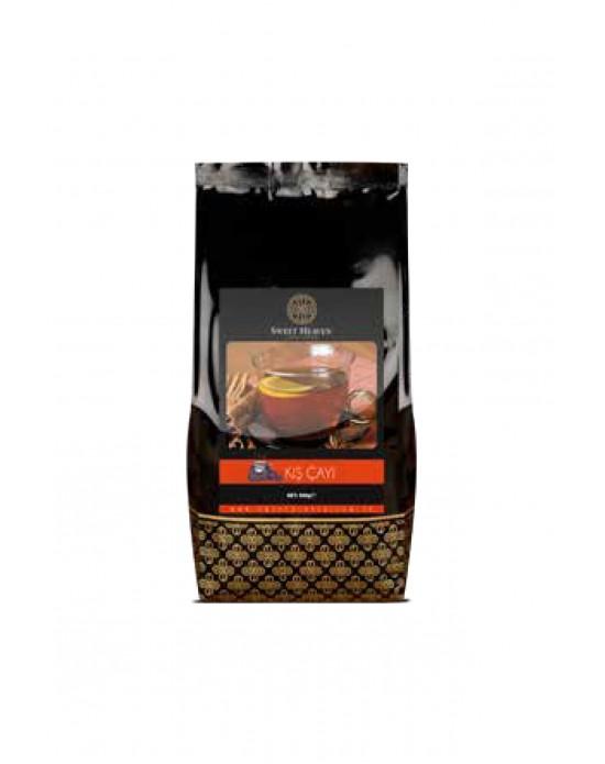 Sweet Meyve Çayı - Kış Çayı 500 Gr. Poşet