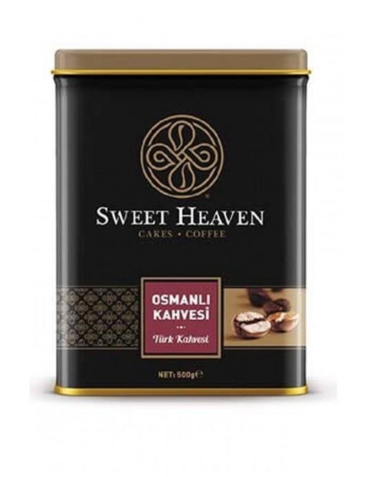 Sweet Osmanlı Kahvesi 500 Gr. Teneke