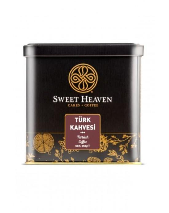 Sweet Türk Kahvesi 250 Gr. Teneke