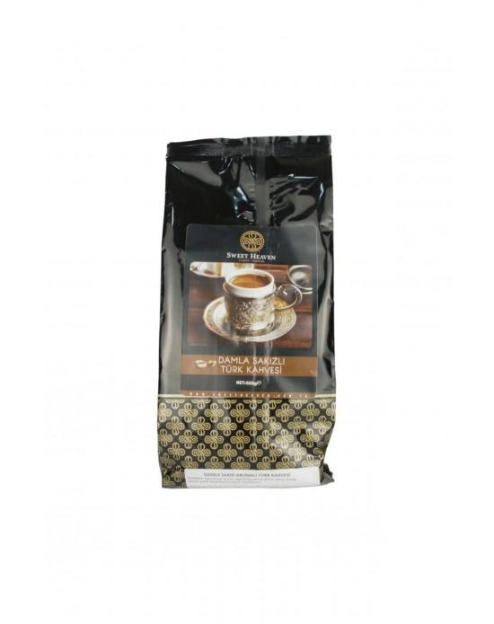 Sweet Türk Kahvesi Damla Sakızlı 500 Gr. Poşet