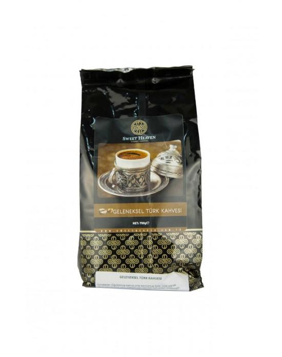 Sweet Türk Kahvesi Geleneksel 750 Gr. Poşet
